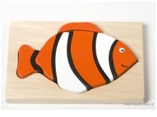 Dėlionė žuviukas Nemo