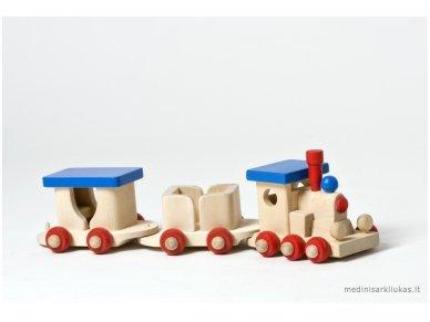 Trijų dalių traukinukas