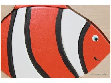 Dėlionė žuviukas Nemo 3