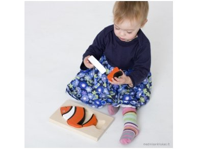 Dėlionė žuviukas Nemo 2