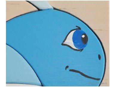 Dėlionė banginukas 3
