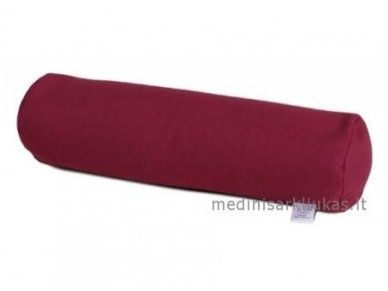 Grikių lukštų pagalvė–volelis