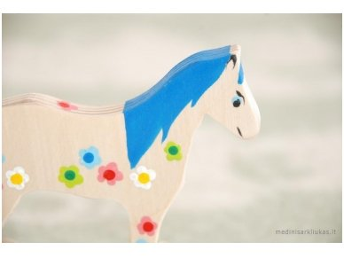 Small Horse on Wheels 2