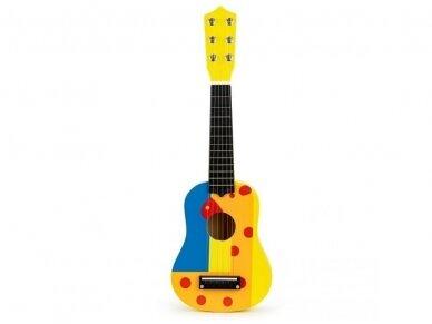 Medinė gitara 8