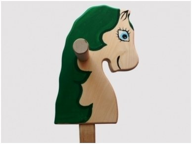 Arklys ant pagalio 9