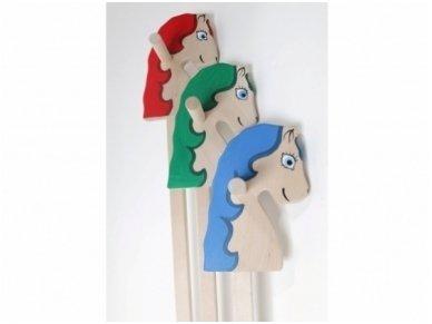 Arklys ant pagalio