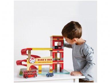 """Automobilių garažas """"Dino's Red"""" 3"""