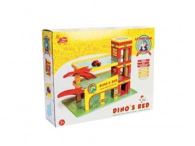 """Automobilių garažas """"Dino's Red"""" 8"""