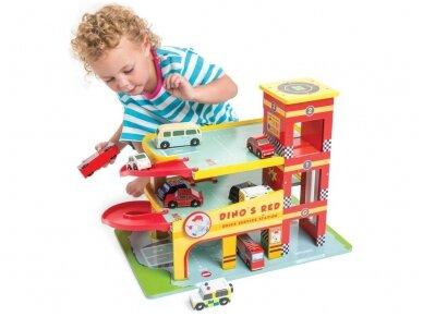 """Automobilių garažas """"Dino's Red"""" 5"""