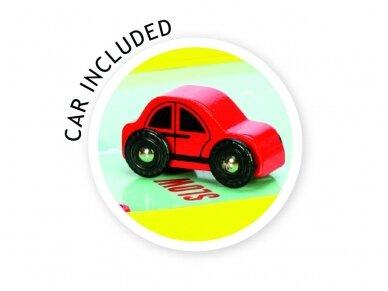 """Automobilių garažas """"Dino's Red"""" 7"""