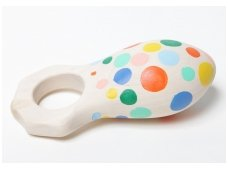 Barškutis kramtukas su burbulais