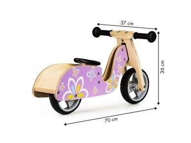 "Balansinis dviratis ""Evos ratai"" 6"