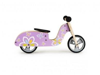 "Balansinis dviratis ""Evos ratai"""