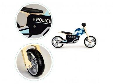"""Balansinis dviratis """"Policininko ratai"""" 5"""