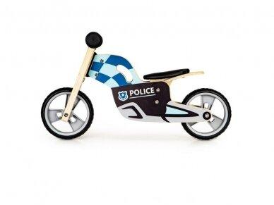"""Balansinis dviratis """"Policininko ratai"""""""