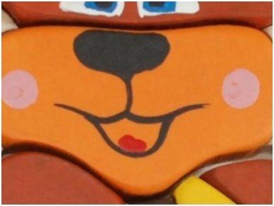 Teddy Bear puzzle 4