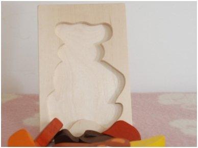 Teddy Bear puzzle 5