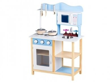 """Medinė virtuvėlė """"Debesėlis"""" 12"""