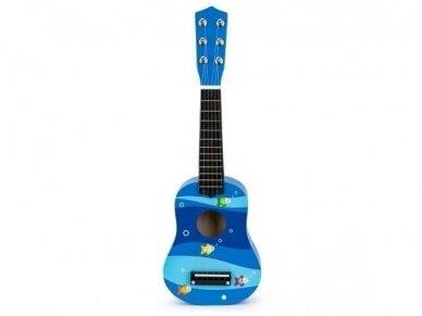 Medinė gitara 7