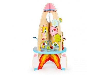 Edukacinis žaislas ''Raketa'' 3