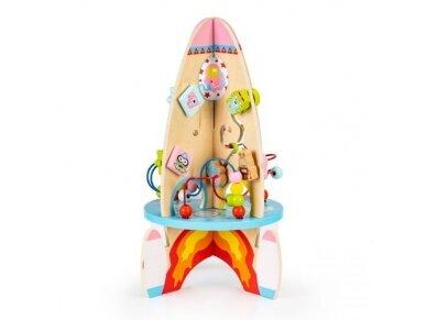 Edukacinis žaislas ''Raketa'' 4