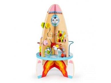 Edukacinis žaislas ''Raketa''