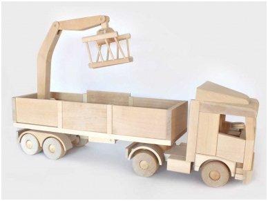 Euro loader truck