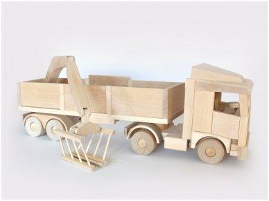 Euro loader truck 2