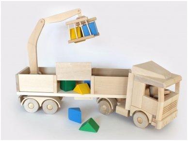 Euro loader truck 3