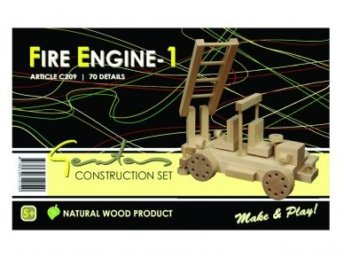 Constructor - Fire-engine 2