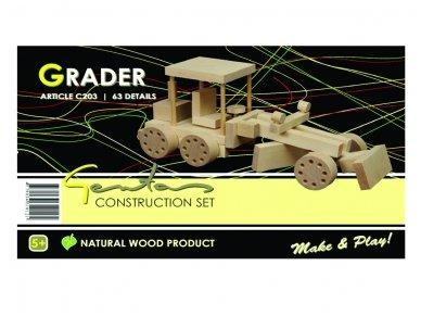 Constructor Grader 2