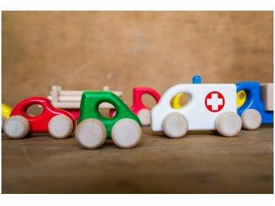 Greitosios pagalbos automobilis 2