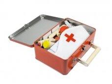 Gydytojo rinkinys dėžutėje