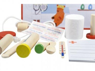 Gydytojo rinkinys dėžutėje 3