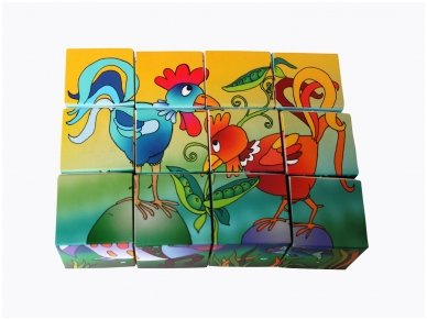 Picture Blocks 'Fairy Tales' 4