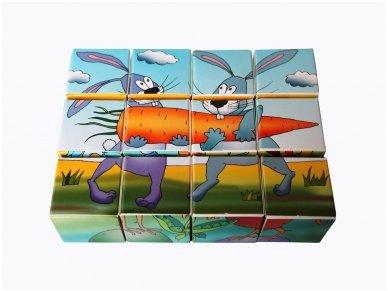 Picture Blocks 'Fairy Tales' 5