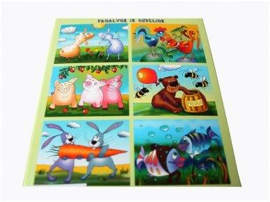 Picture Blocks 'Fairy Tales' 2