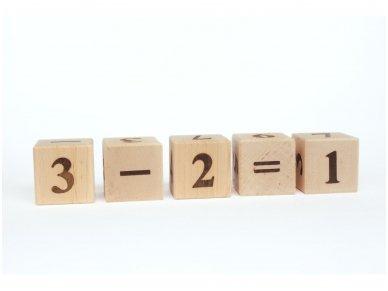 Kaladėlės su skaičiukais 4