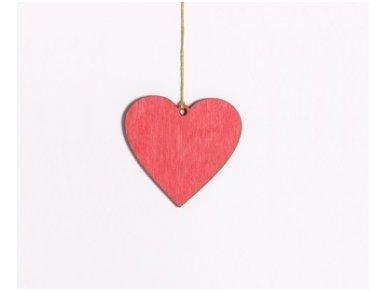 Dekoracija - širdelė