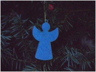 Kalėdinė dekoracija angeliukas 2