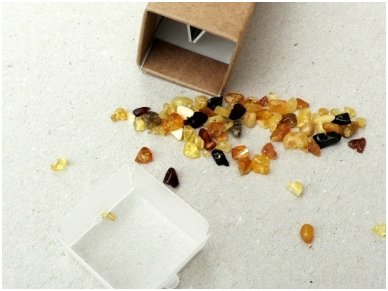 DIY amber kaleidoscope 3
