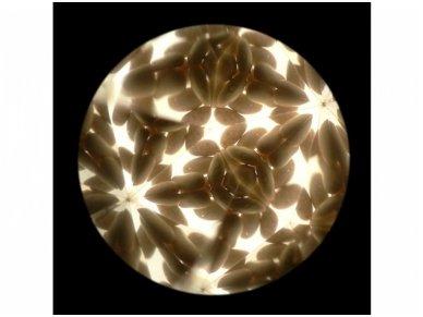 DIY amber kaleidoscope 6