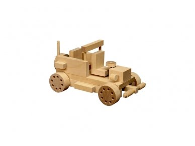 Constructor Jeep