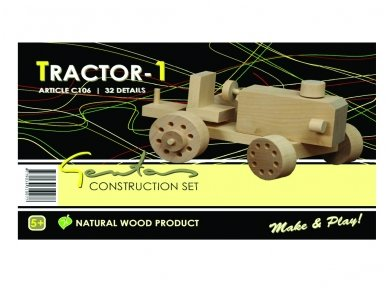 Konstruktorius traktorius 2