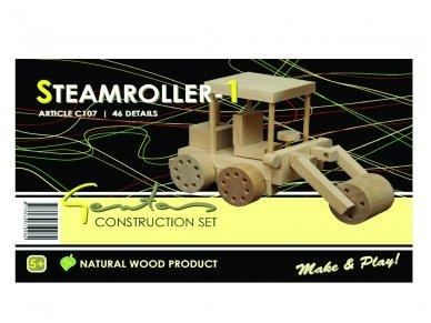Constructor steamroller 2
