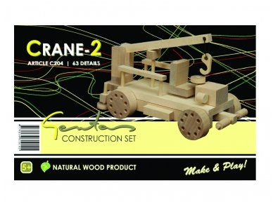 Constructor crane 2