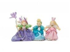 """Lėlių rinkinys """"Princesės"""""""