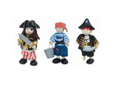 """Lėlių rinkinys """"Piratai"""""""