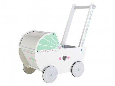 Lėlių vežimėlis 2