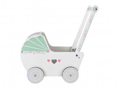 Lėlių vežimėlis 4